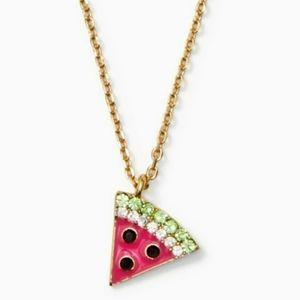 Kate Spade Watermelon Necklace